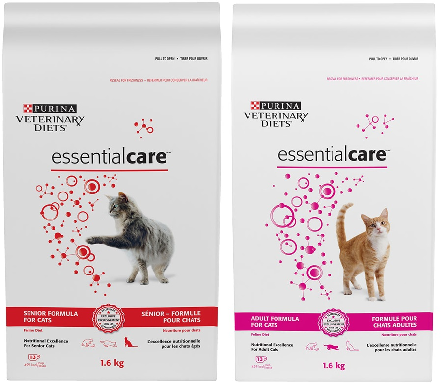 purina senior cat